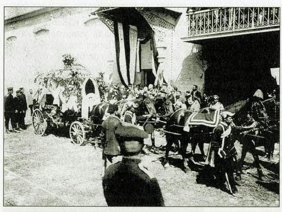 Айвазовский катафалк